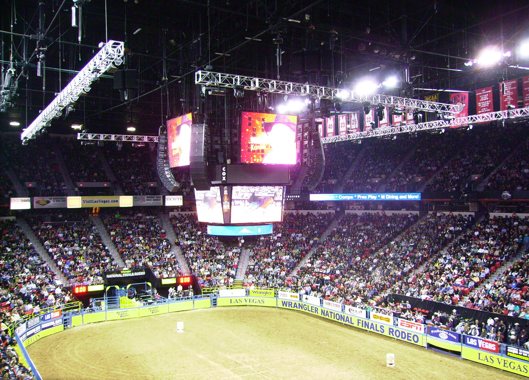 NFR Round One